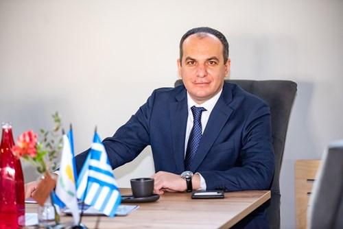 Масманидис Георгий - Генеральный директор. Руководство компании