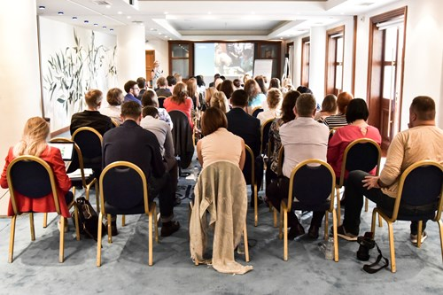 Conference in Crete   66 pax
