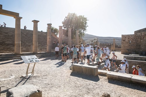 Incentive in Rhodes   150 pax