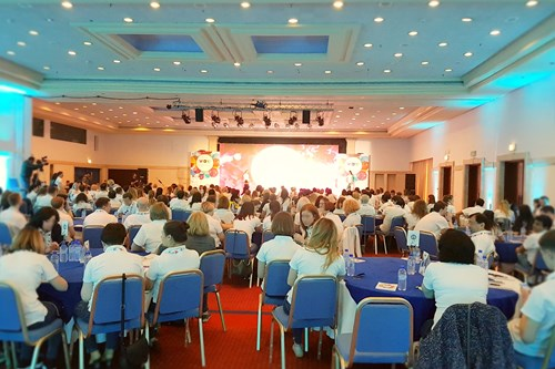 Incentive in Cyprus   300 pax