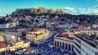 Туры выходного дня (City Break) в Грецию